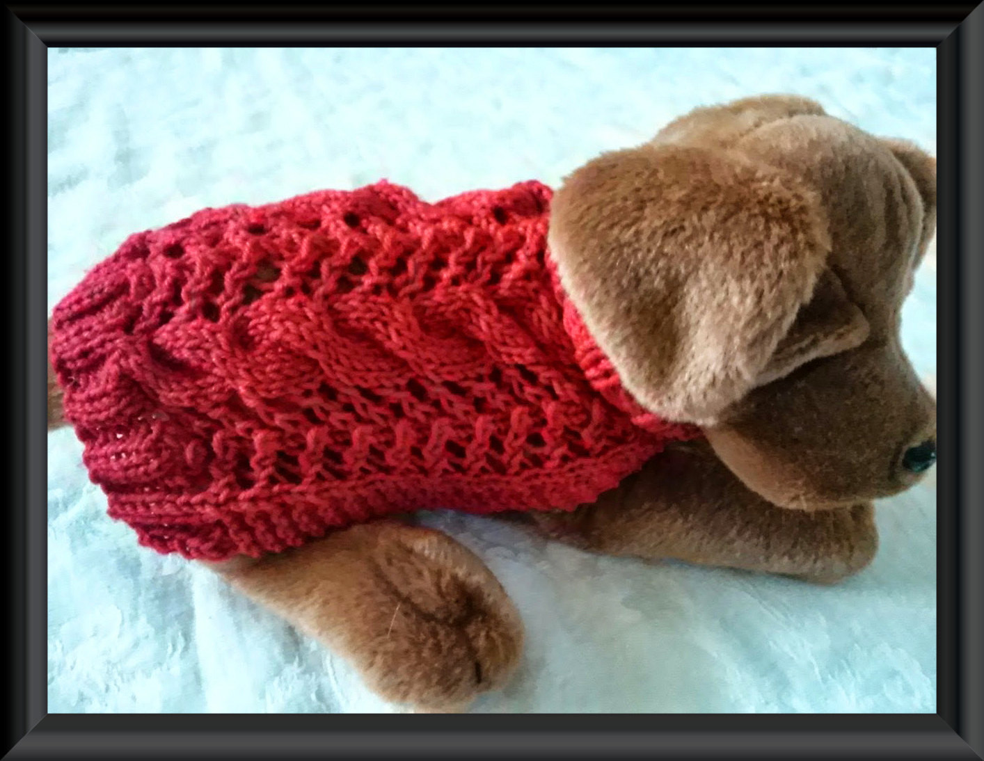 Dog Sweater Knitting Pattern Unique Dog Sweater Knitting Pattern Aran Twists Called Cables and Of Superb 38 Pictures Dog Sweater Knitting Pattern