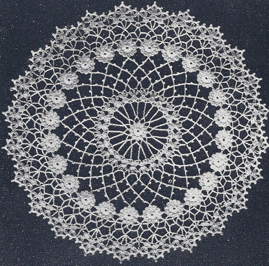 Doilies Best Of Vintage Crochet Pattern to Make Irish Rose Doily Mat Of Adorable 44 Pics Doilies