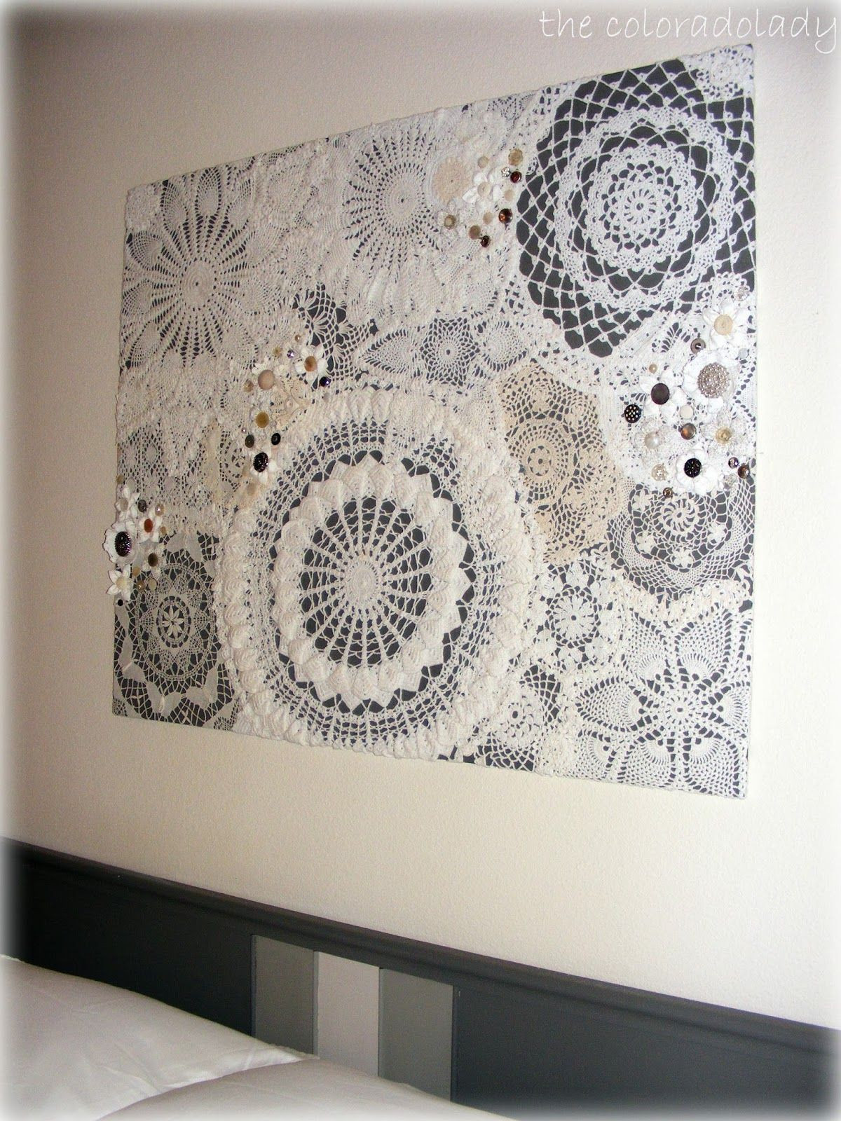 Doily Crafts Best Of Diy Doily Craft Ideas Of Contemporary 47 Photos Doily Crafts