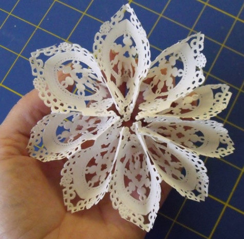 Doily Crafts Inspirational Flowers On Pinterest Of Contemporary 47 Photos Doily Crafts