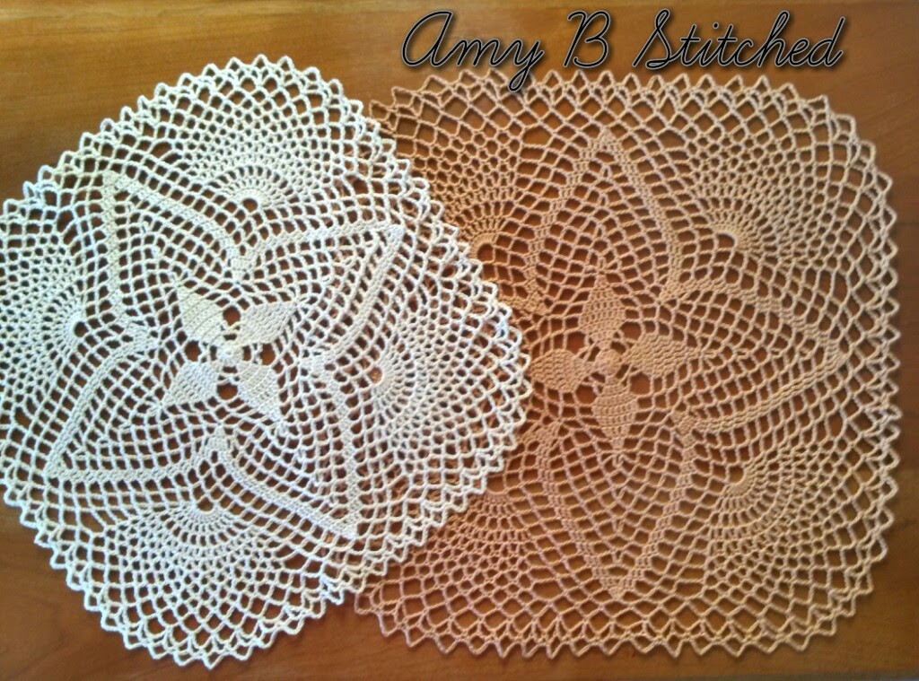 Doily Patterns Best Of A Stitch at A Time for Amy B Stitched Mandalily A Free Of Innovative 50 Models Doily Patterns
