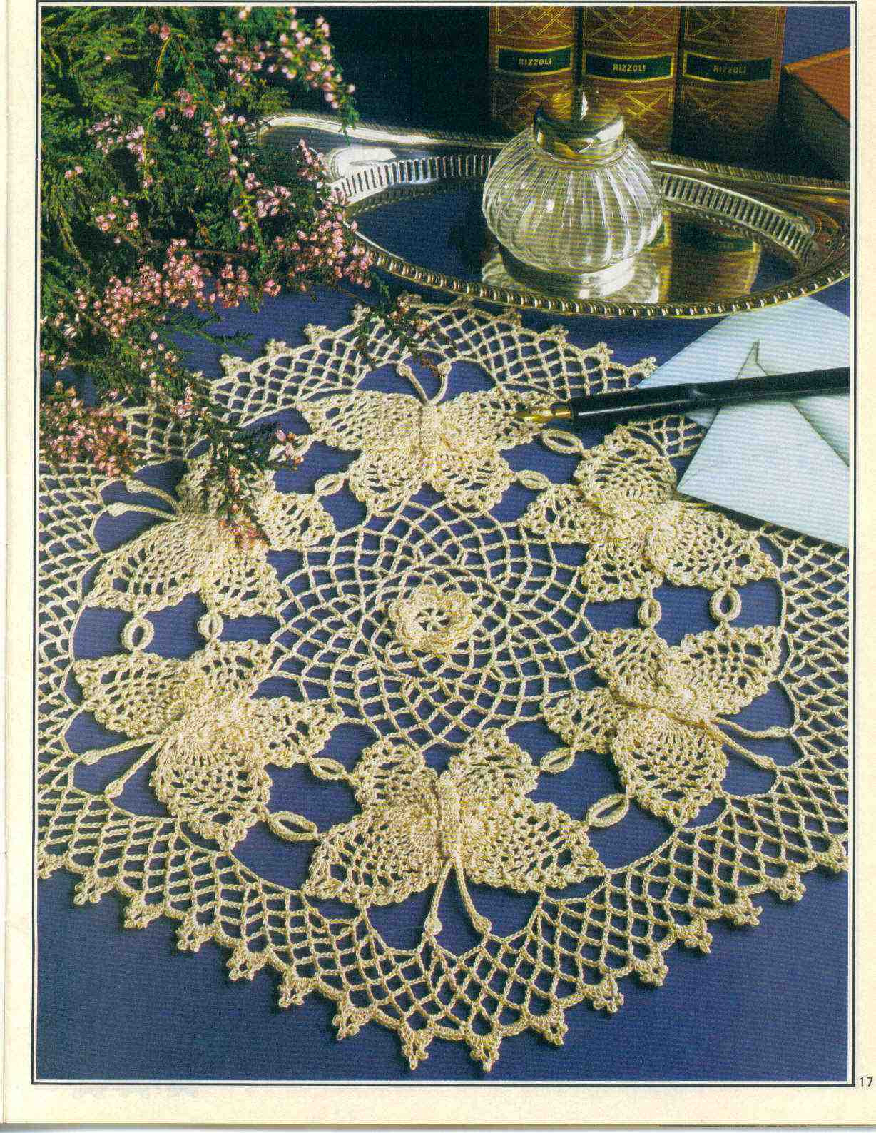 Doily Patterns Elegant Free butterfly Crochet Patterns Free Crochet Patterns Of Innovative 50 Models Doily Patterns