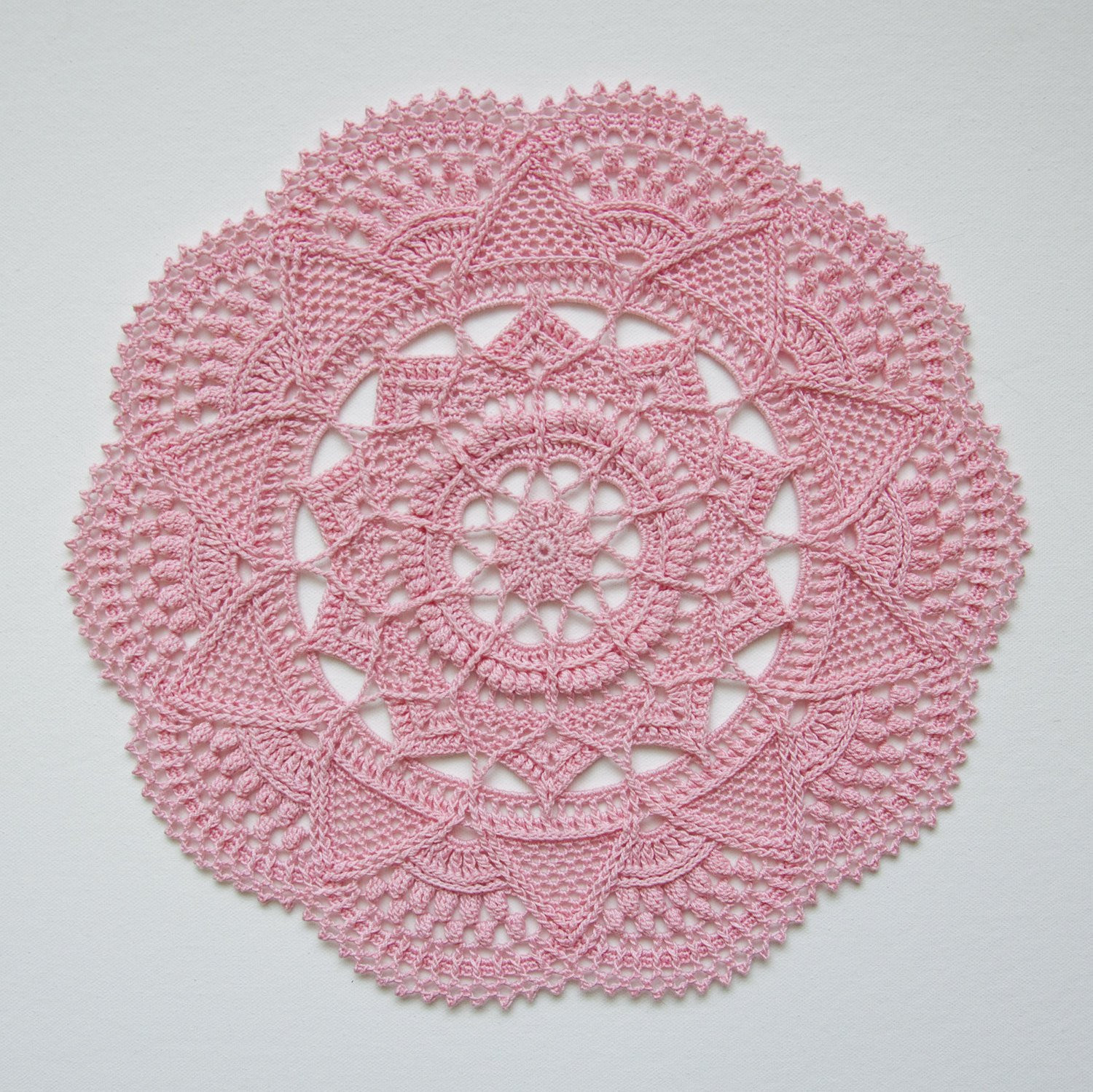Doily Patterns Fresh Crochet Doily Pattern Taala Instant From Of Innovative 50 Models Doily Patterns