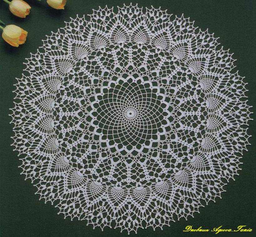 Doily Patterns Lovely Three Beautiful Crochet Doily Pattern ⋆ Crochet Kingdom Of Innovative 50 Models Doily Patterns