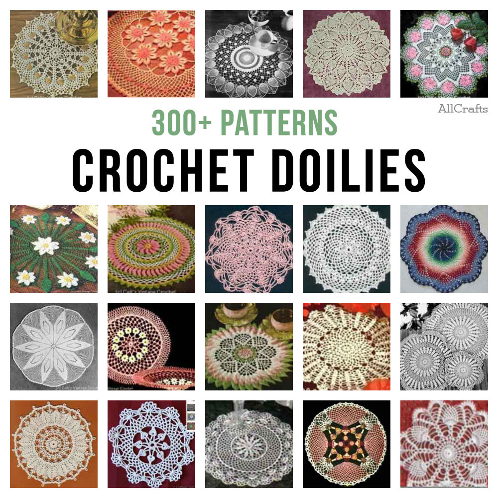 Doily Patterns Luxury 300 Free Crochet Doily Patterns – Allcrafts Free Crafts Of Innovative 50 Models Doily Patterns