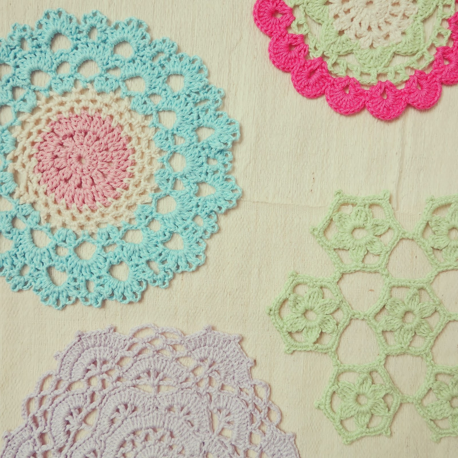 Doily Patterns Luxury byhaafner Crochet A Doily A Day Of Innovative 50 Models Doily Patterns