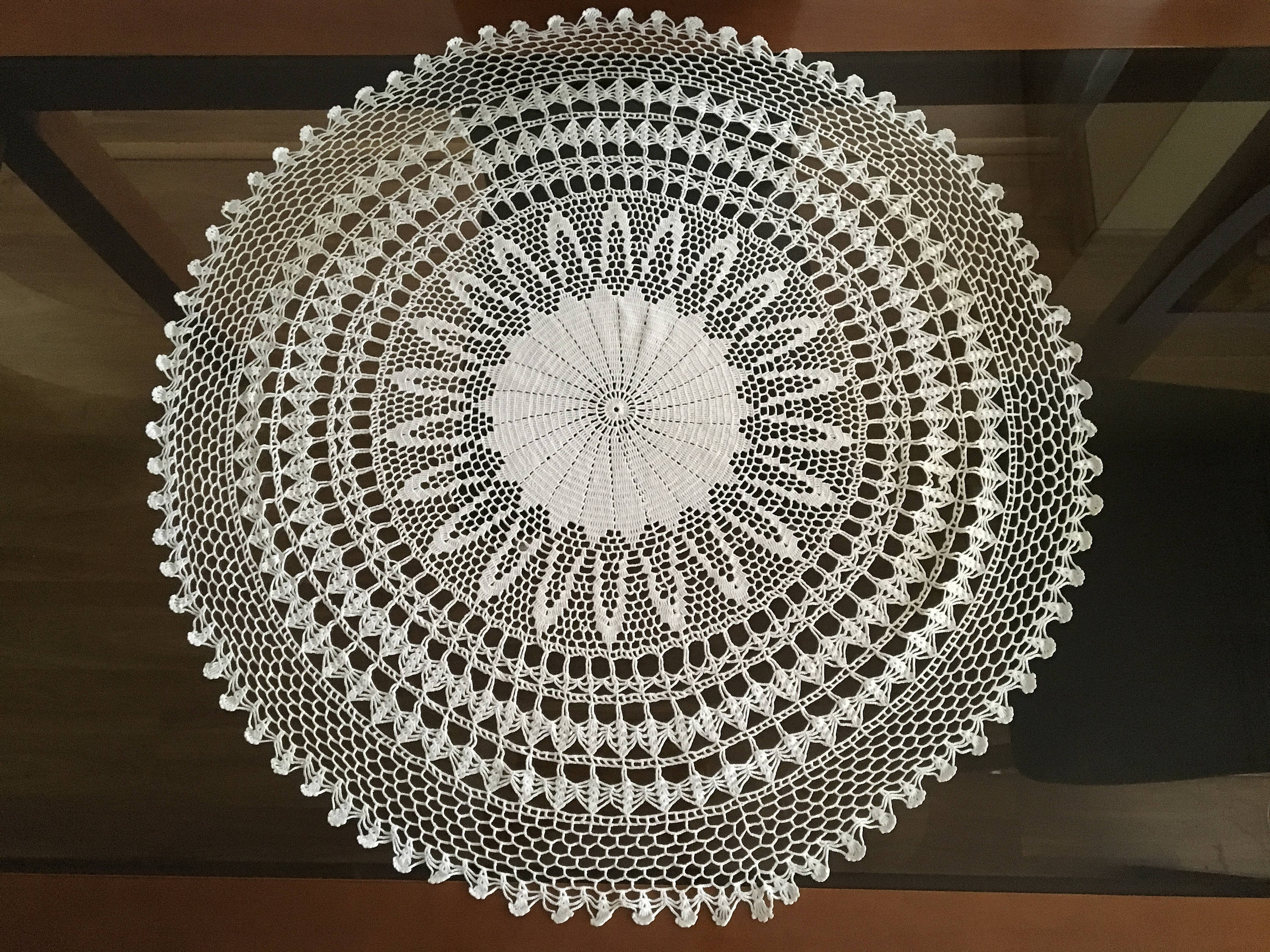 Doily Tablecloth Awesome Wedding Round Doily Crochet Cotton Tablecloth Lace Doilies Of Charming 49 Pictures Doily Tablecloth