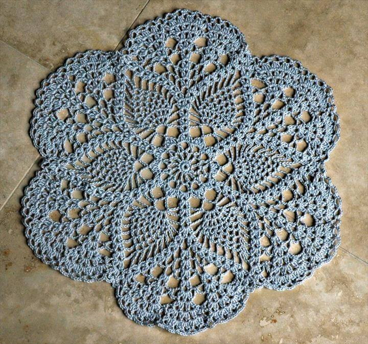 Doily Tablecloth Lovely 42 Quick & Easy Crochet Doily Pattern Of Charming 49 Pictures Doily Tablecloth