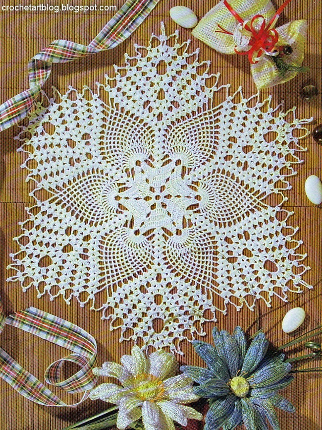 Doily Tablecloth New 158 Best Images About Crochet Table Runners On Pinterest Of Charming 49 Pictures Doily Tablecloth