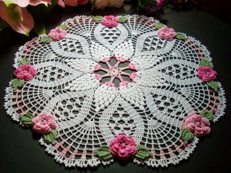 Doily Tablecloth Unique 17 Best Images About Crochet Doilies On Pinterest Of Charming 49 Pictures Doily Tablecloth