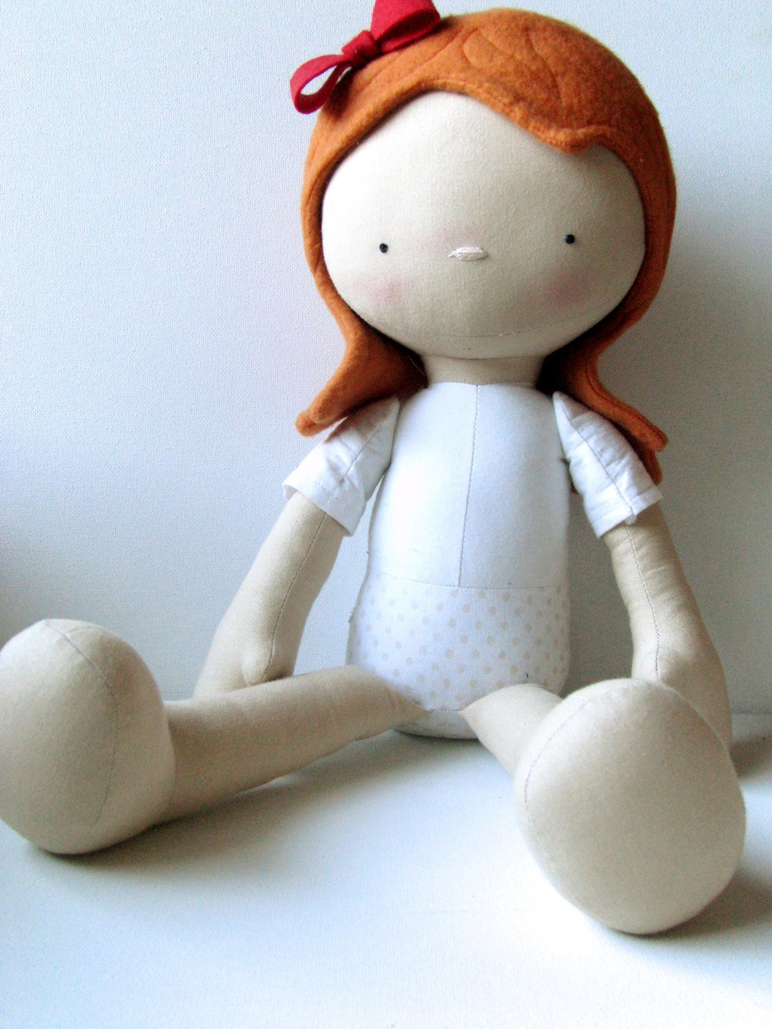 Doll Patterns Awesome Delightful Doll Sewing Pattern Of Doll Patterns Best Of Gingermelon Dolls My Felt Doll Knitted Outfit Patterns