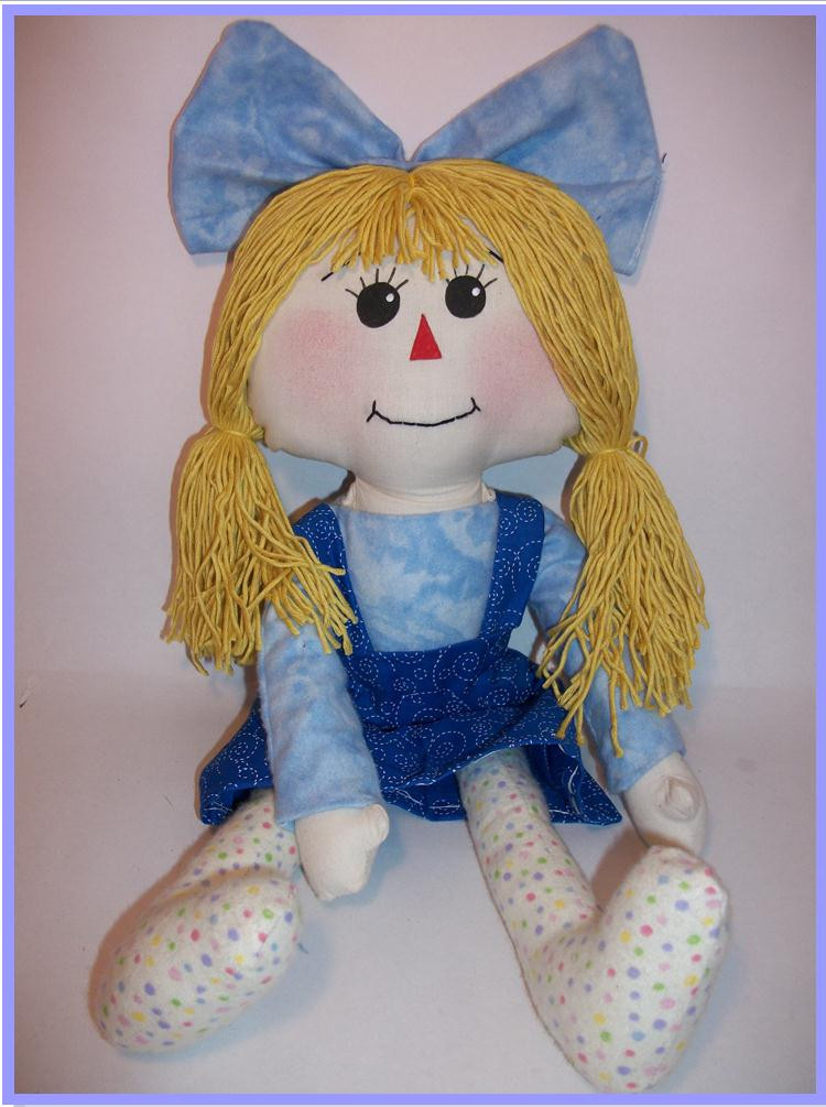 Doll Patterns Awesome Patterns for Rag Dolls Of Charming 50 Models Doll Patterns