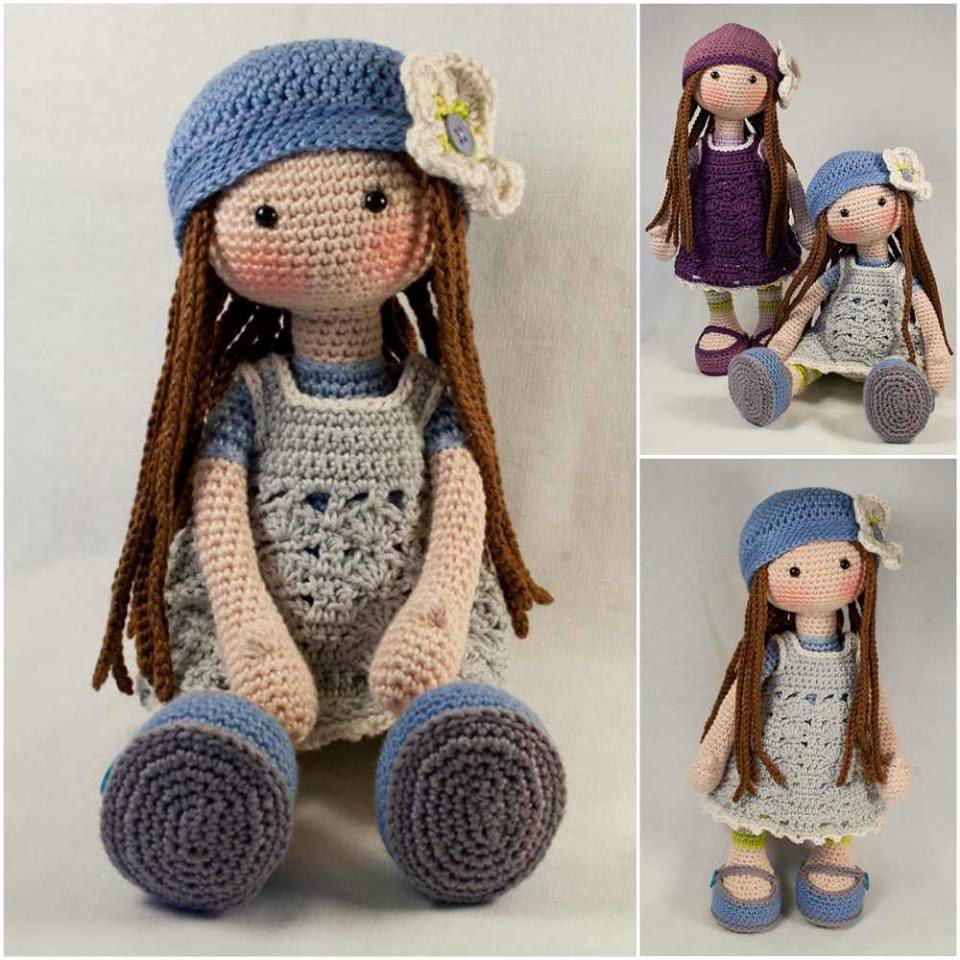 Doll Patterns Beautiful 5 Crochet Dolls Patterns that Will Be A Wonderful Gift for Of Charming 50 Models Doll Patterns