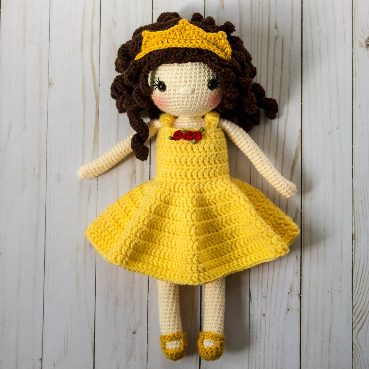 "Doll Patterns Beautiful Free Crochet Doll Pattern the Friendly sophie Of Doll Patterns Inspirational 12"" Doll Crochet Pattern Mamacheemamachee"