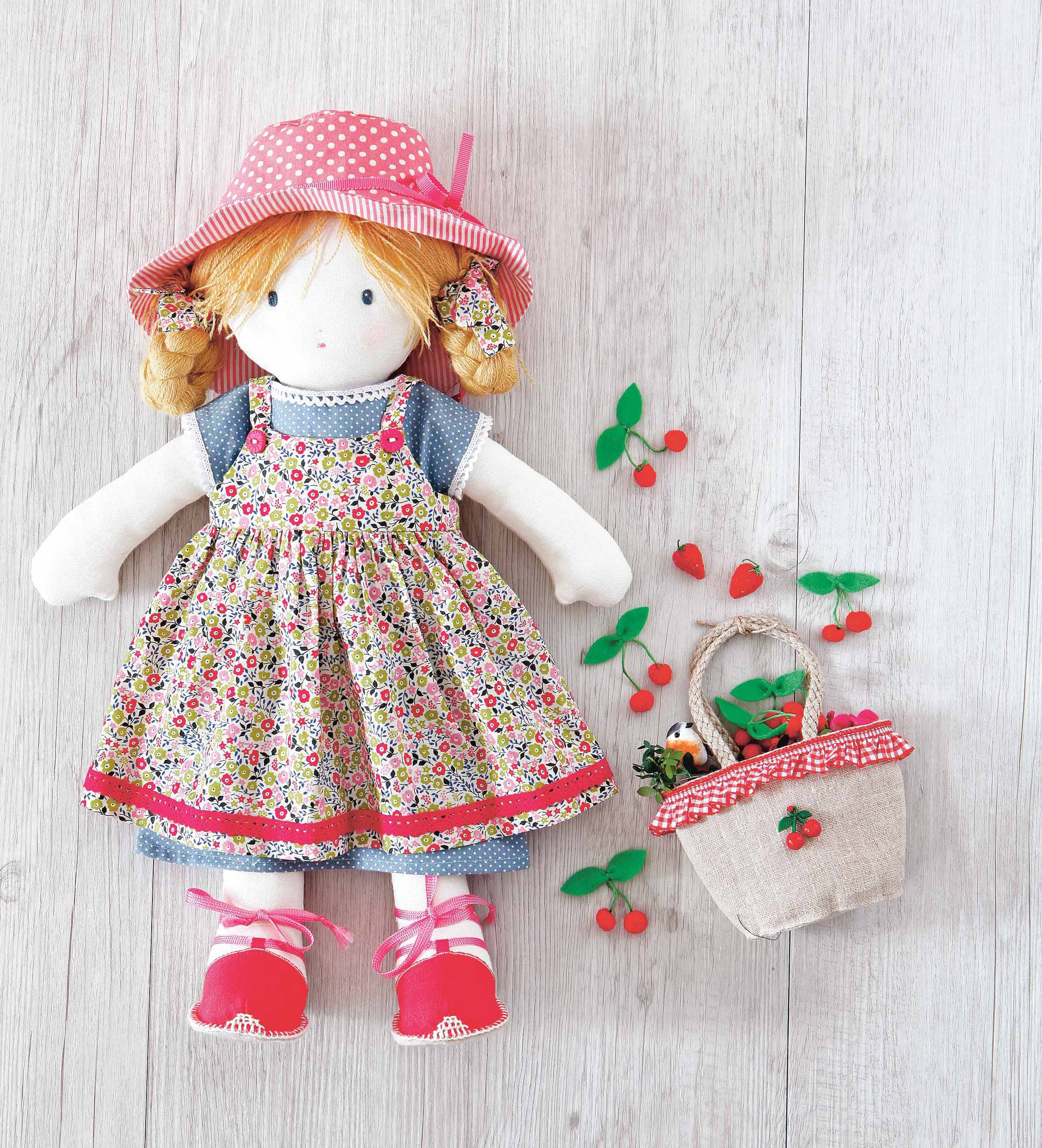 Doll Patterns Best Of My Rag Doll Adorable Dolls to Sew Of Doll Patterns Best Of Gingermelon Dolls My Felt Doll Knitted Outfit Patterns