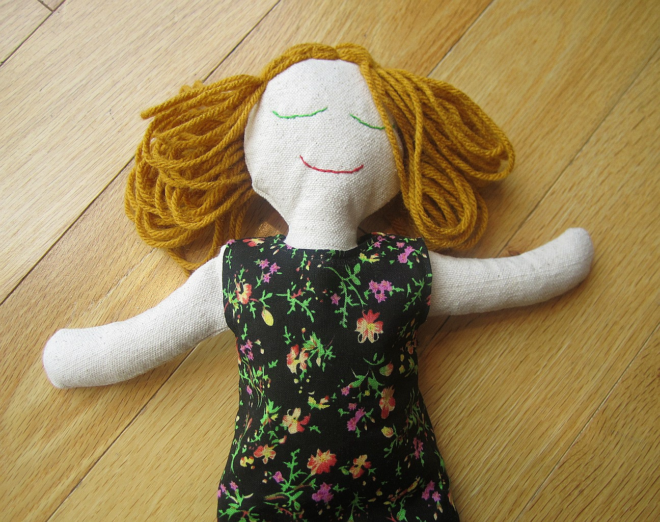 Doll Patterns Elegant Rag Doll Free Sewing Pattern and Instructions Of Doll Patterns Best Of Gingermelon Dolls My Felt Doll Knitted Outfit Patterns