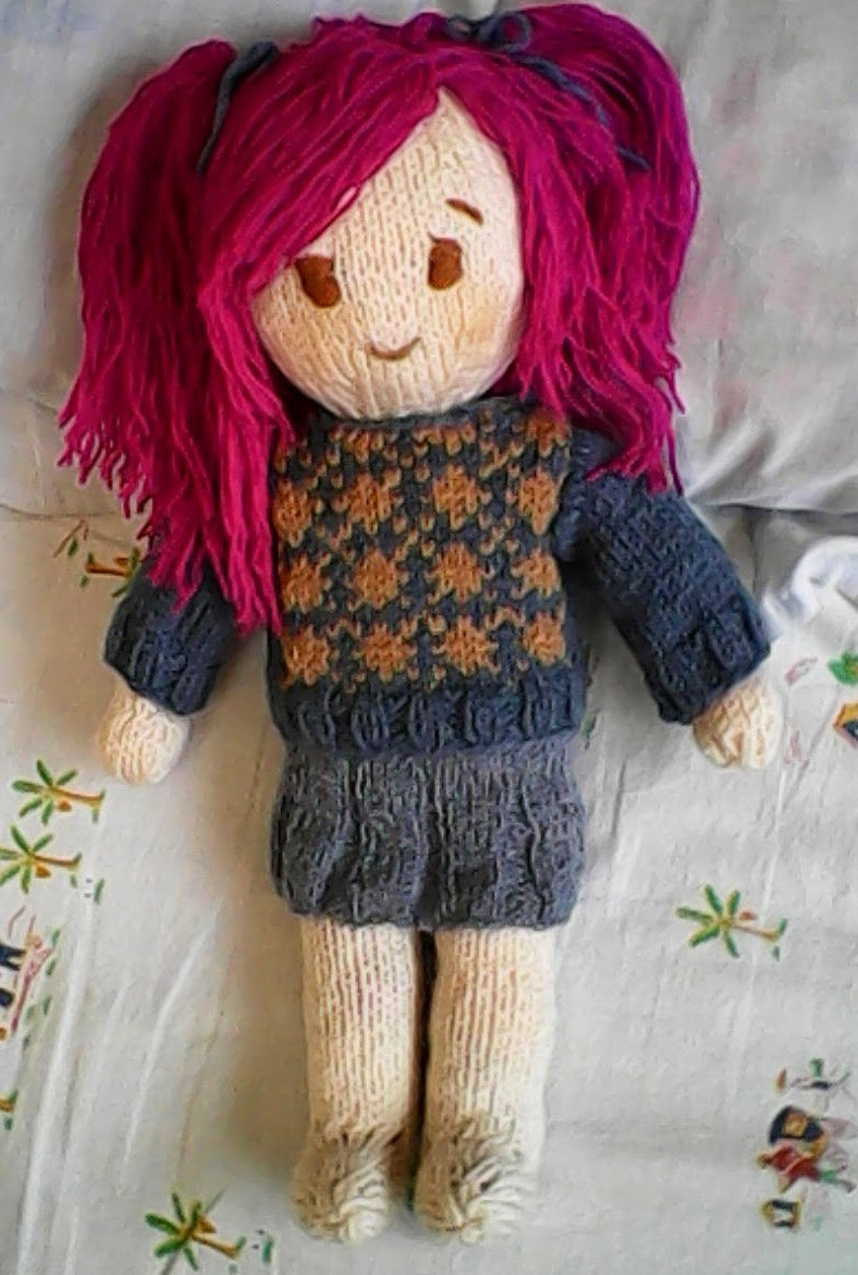 Doll Patterns Fresh Free Knitting Pattern Emiko Doll Of Doll Patterns Best Of Gingermelon Dolls My Felt Doll Knitted Outfit Patterns