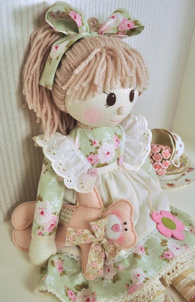 Doll Patterns Fresh Holly Rag Doll Pattern Pdf Of Doll Patterns Best Of My Rag Doll Adorable Dolls to Sew