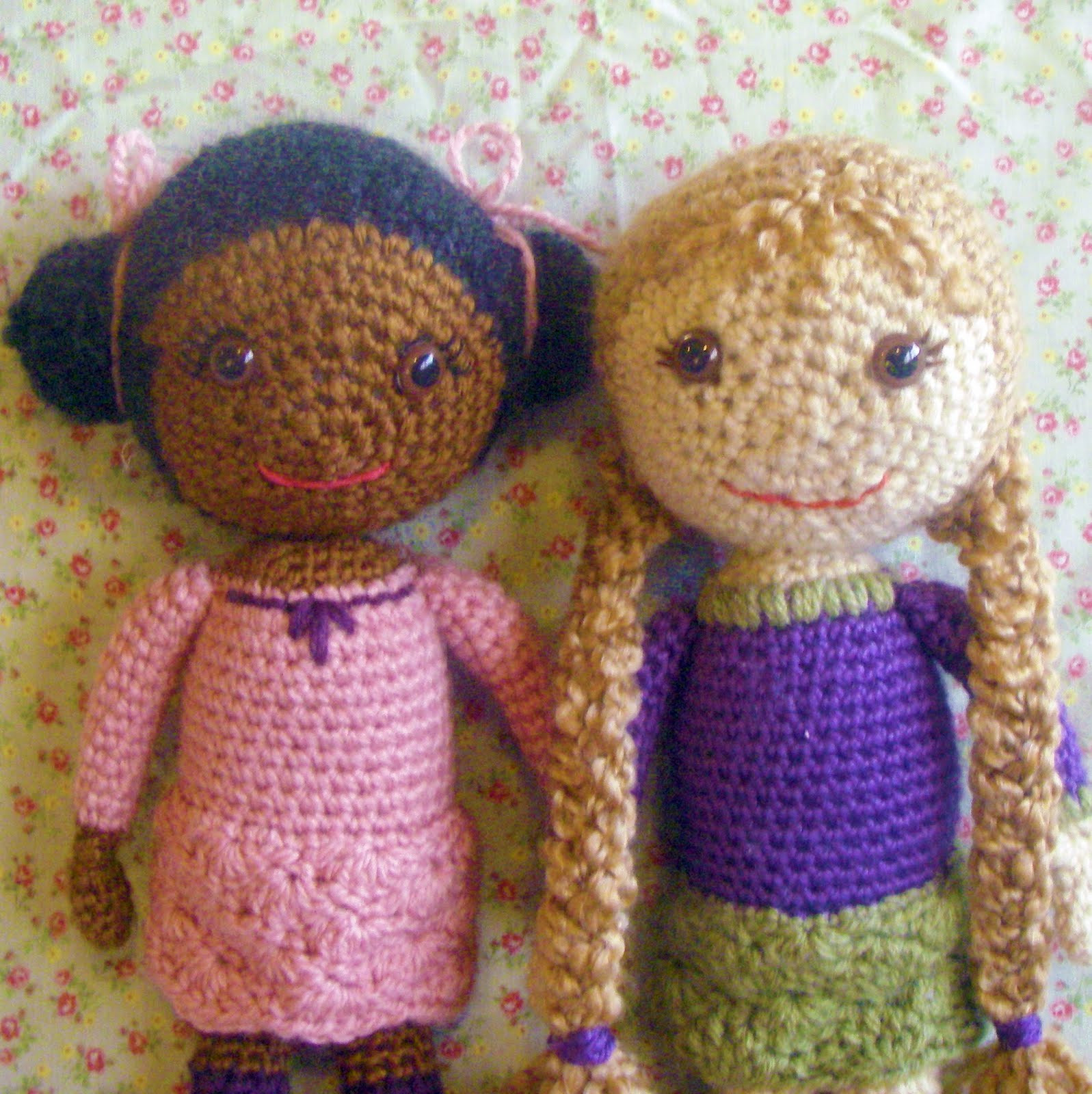 "Doll Patterns Inspirational 12"" Doll Crochet Pattern Mamacheemamachee Of Doll Patterns Best Of Gingermelon Dolls My Felt Doll Knitted Outfit Patterns"