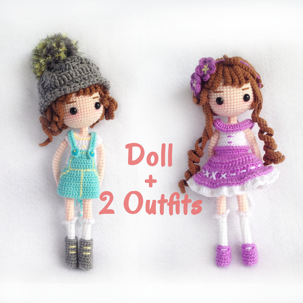 Doll Patterns Lovely Crochet Doll Pattern Amigurumi Doll Pattern Mimi Doll Of Doll Patterns Best Of My Rag Doll Adorable Dolls to Sew