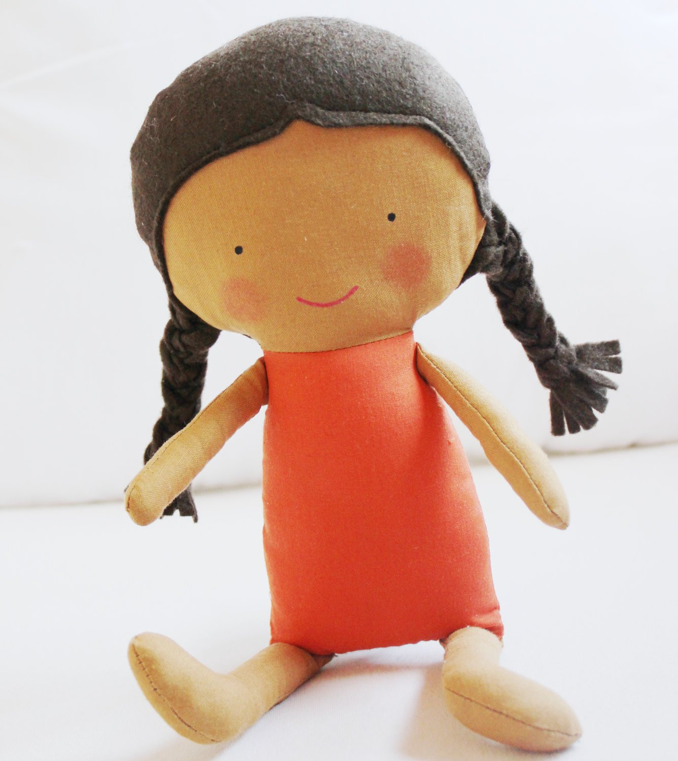 Doll Patterns Lovely Doll Sewing Pattern toy Cloth Doll Pattern Pdf Amber & Tilly Of Charming 50 Models Doll Patterns