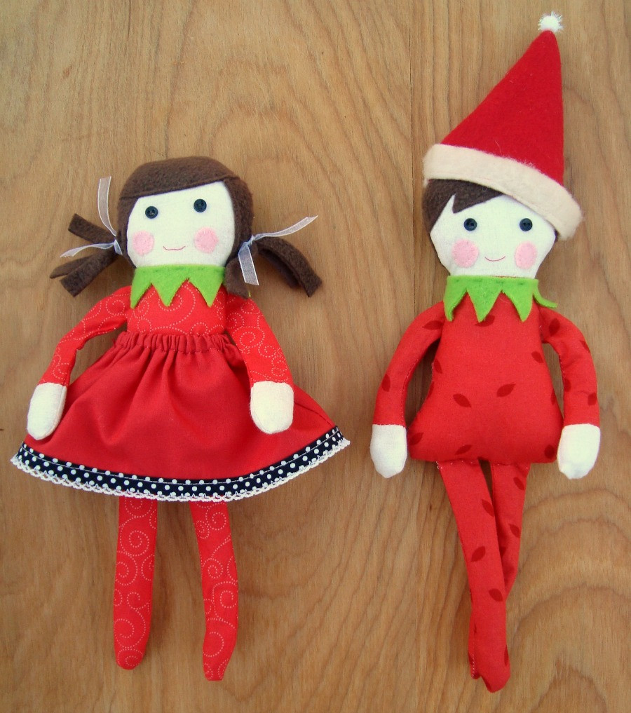Doll Patterns Luxury Elf On the Shelf Doll Pattern Of Doll Patterns Best Of Gingermelon Dolls My Felt Doll Knitted Outfit Patterns