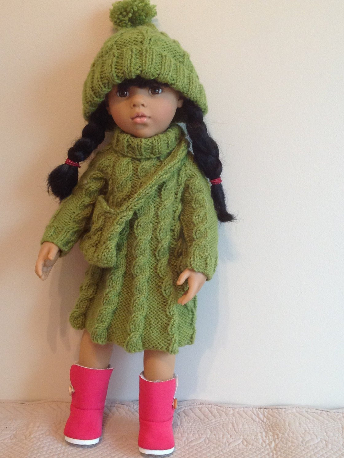Doll Patterns New Dolls Fashion Clothes Knitting Pattern 18 Doll Will Of Doll Patterns Best Of Gingermelon Dolls My Felt Doll Knitted Outfit Patterns