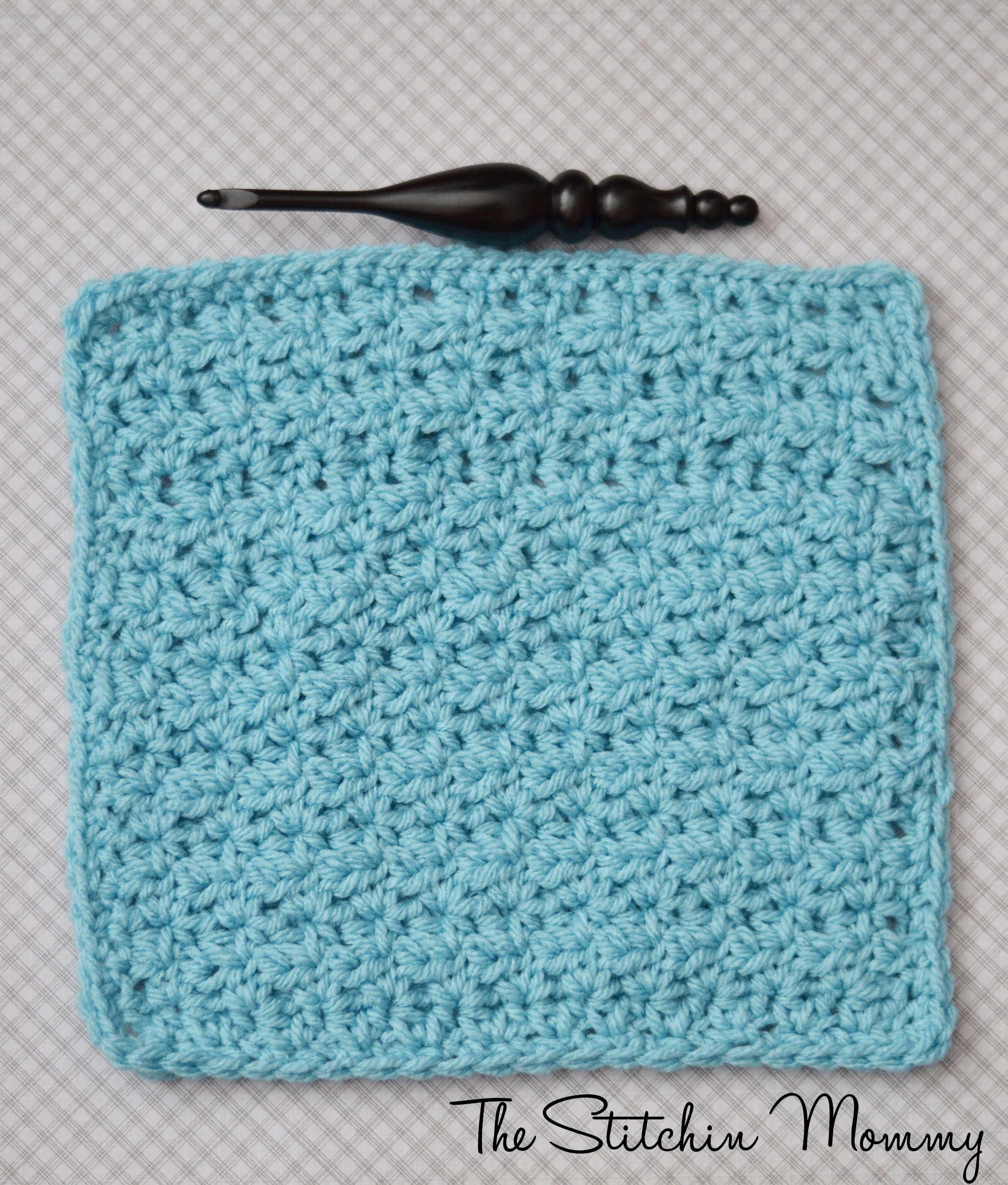 Double Crochet Stitch New Half Double V Stitch Tutorial and Afghan Square Of Awesome 41 Pictures Double Crochet Stitch