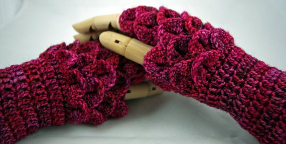Dragon Scale Crochet Gloves Unique Fingerless Gloves Dragon Scale Game Of Thrones Inspired Of Wonderful 30 Ideas Dragon Scale Crochet Gloves