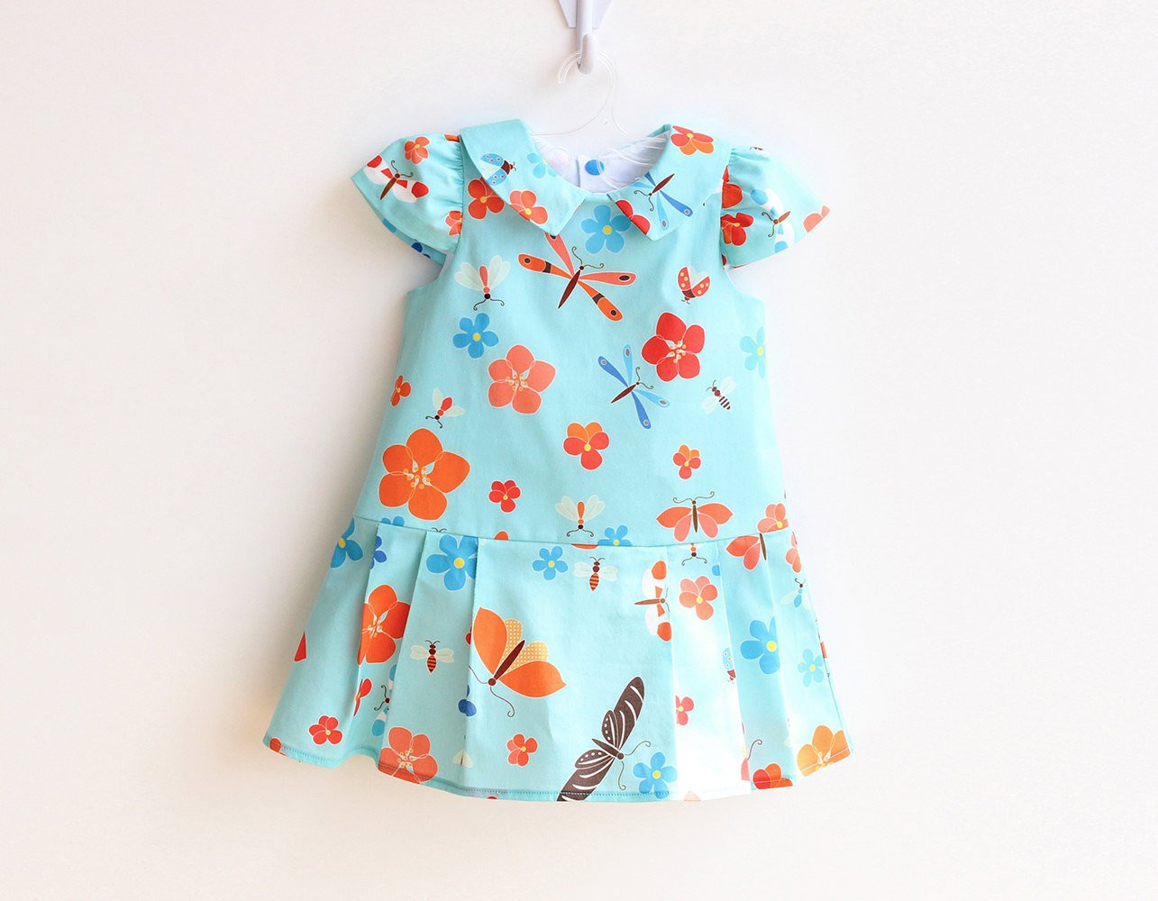 Dress Patterns for Girls Fresh Blooms Girl Baby Girl Dress Sewing Pattern Pdf Easy Capped Of Unique 49 Pics Dress Patterns for Girls