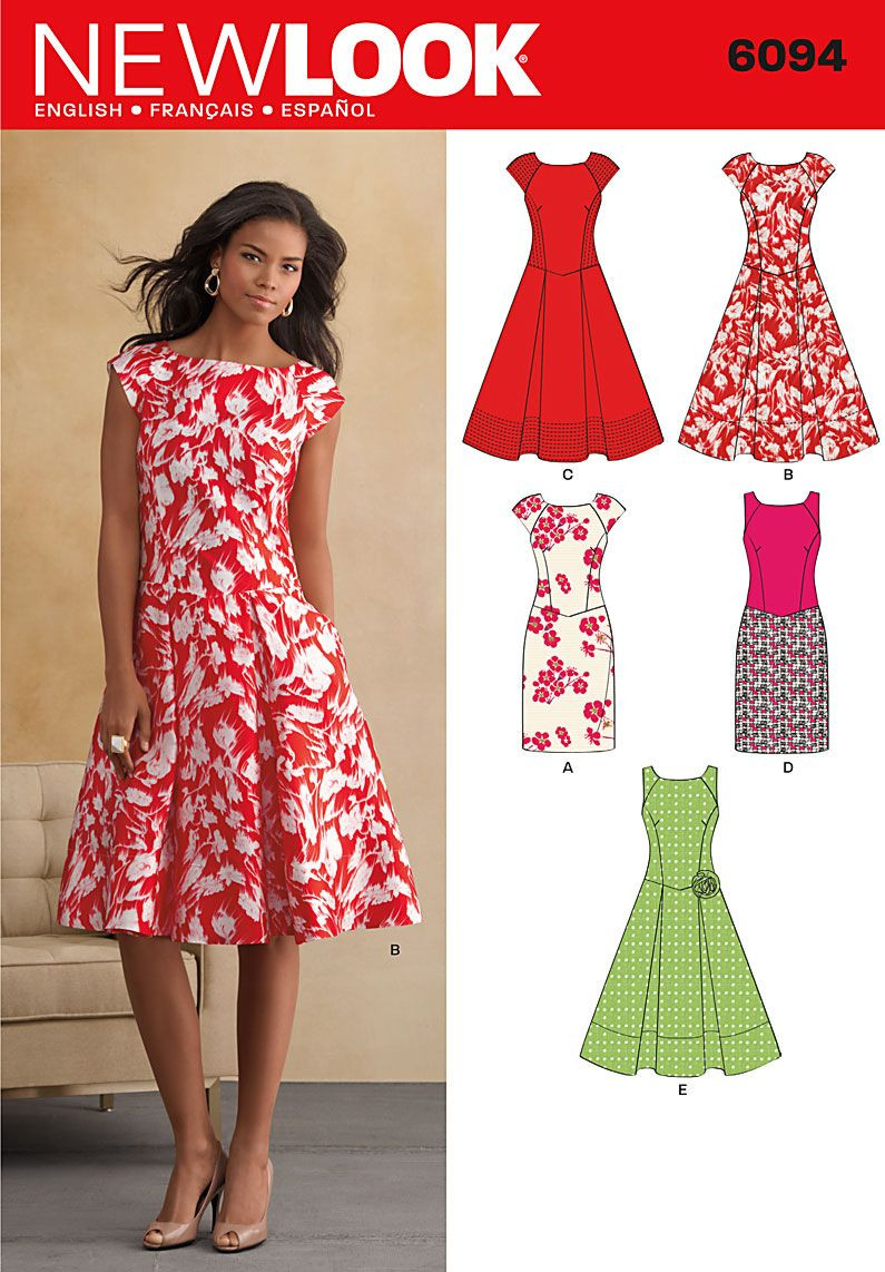 Dress Patterns for Girls Lovely New Look 6094 Dress Sewing Pinterest Of Unique 49 Pics Dress Patterns for Girls