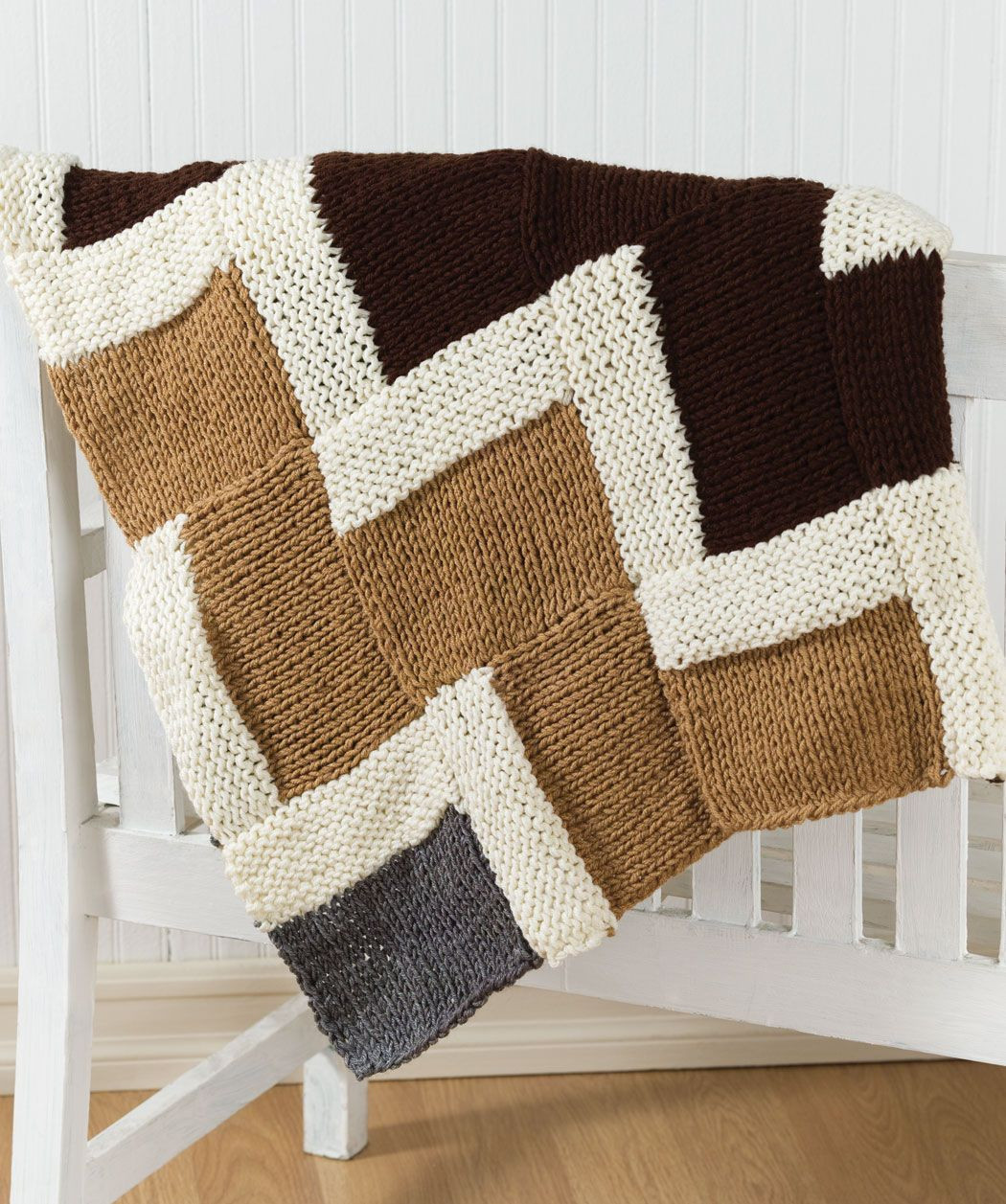 Easy Afghan Patterns Best Of Easy Knit Zigzag Afghan Knitting Pinterest Of Top 42 Photos Easy Afghan Patterns