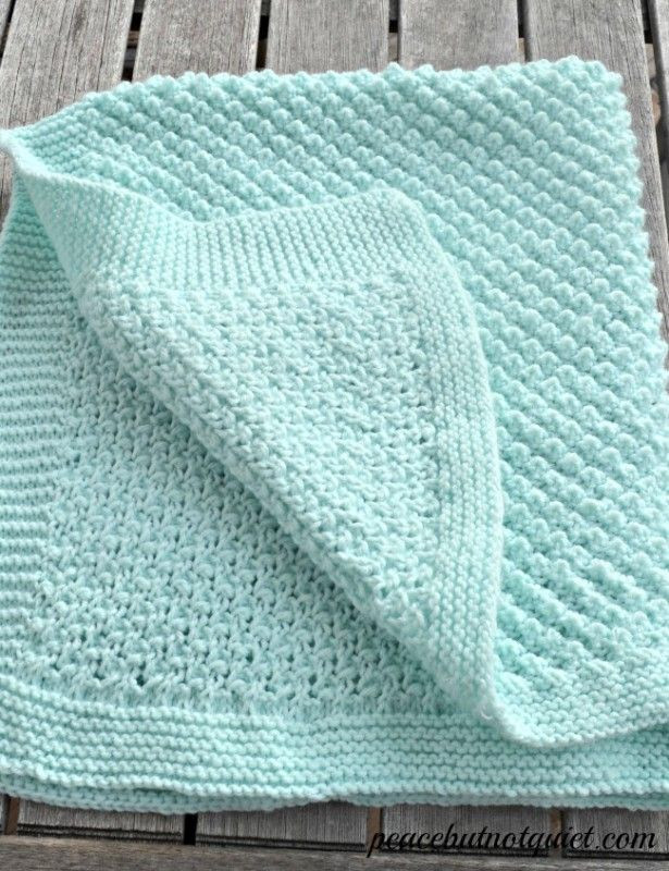 Easy Baby Blanket Knitting Pattern Elegant An Adorable Popcorn Baby Blanket Pattern Of Amazing 43 Images Easy Baby Blanket Knitting Pattern