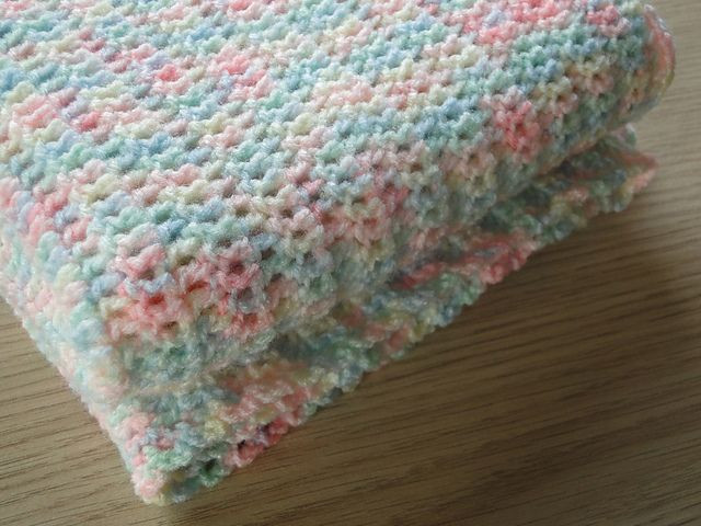 Easy Baby Blanket Patterns Awesome [free Pattern] Lovely soft and Insanely Easy Crochet Baby Of Superb 48 Ideas Easy Baby Blanket Patterns