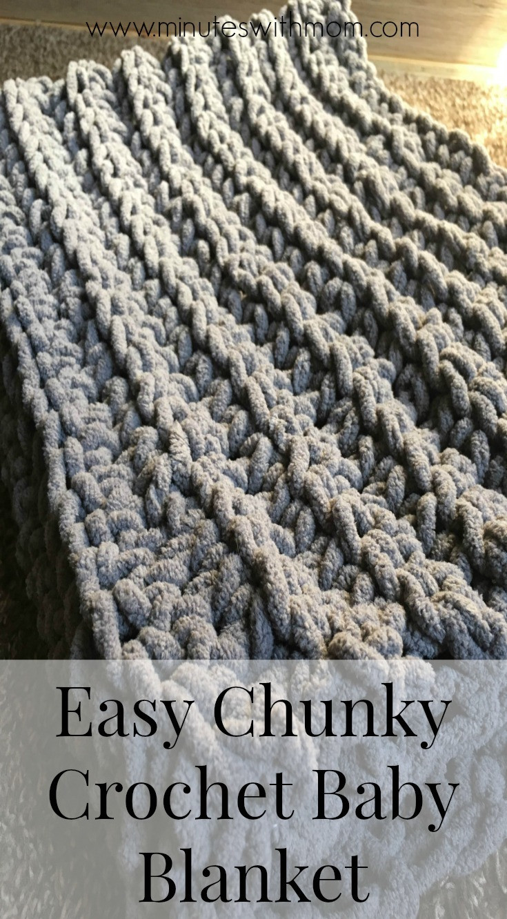 Easy Baby Blanket Patterns Best Of Chunky Crochet Baby Blanket with Free Pattern Of Superb 48 Ideas Easy Baby Blanket Patterns