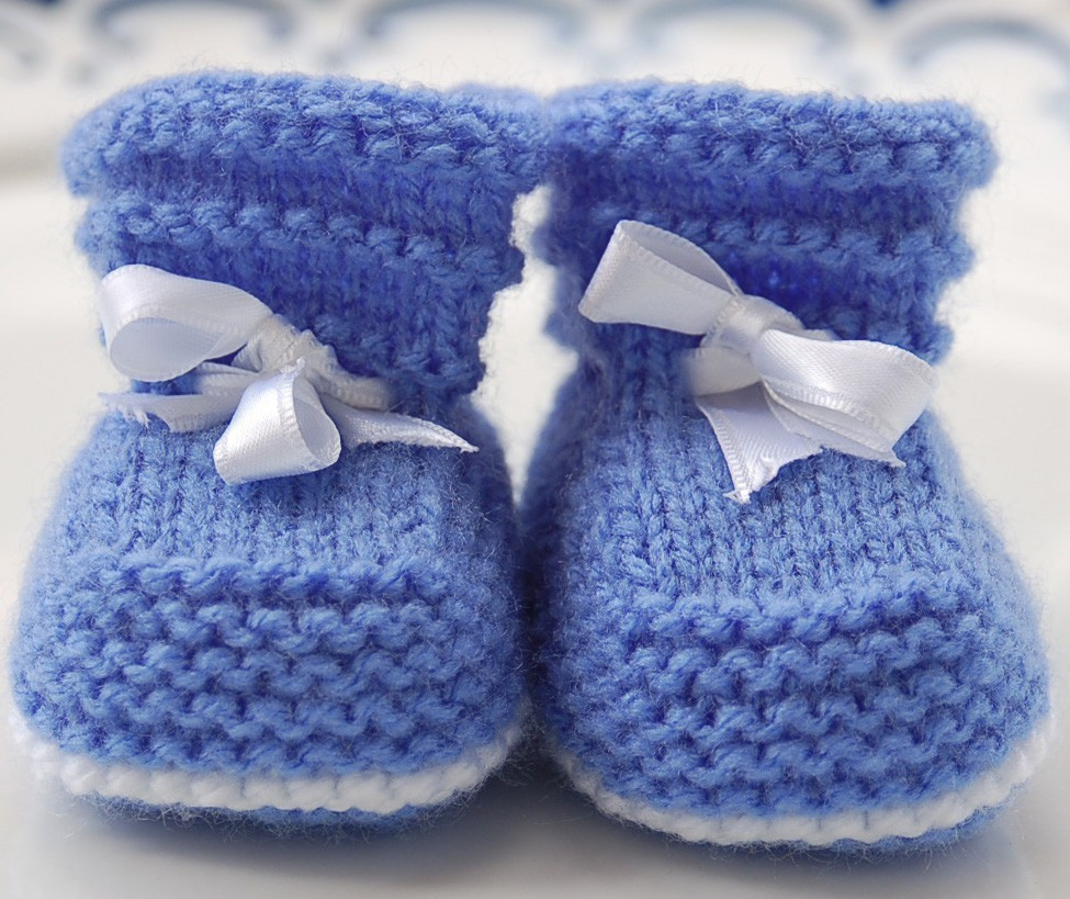 Easy Baby Knitting Patterns Fresh Baby Booties Knit Patterns Of Innovative 50 Photos Easy Baby Knitting Patterns
