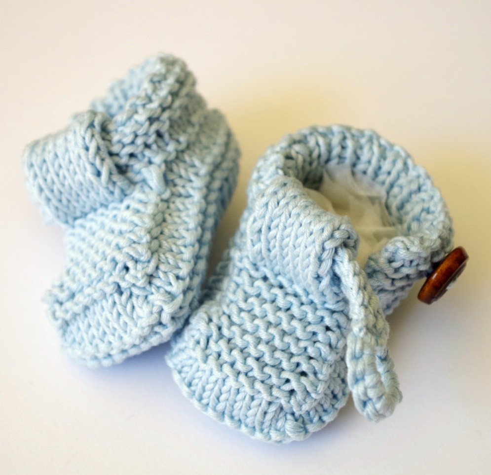 Easy Baby Knitting Patterns Lovely Baby Shoes Of Innovative 50 Photos Easy Baby Knitting Patterns