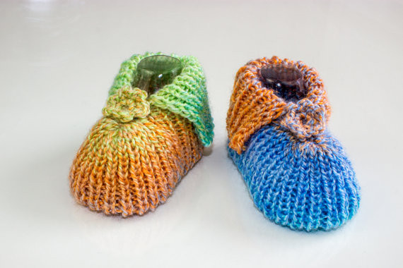 Easy Baby Knitting Patterns New Baby Booties Knit Patterns Of Innovative 50 Photos Easy Baby Knitting Patterns