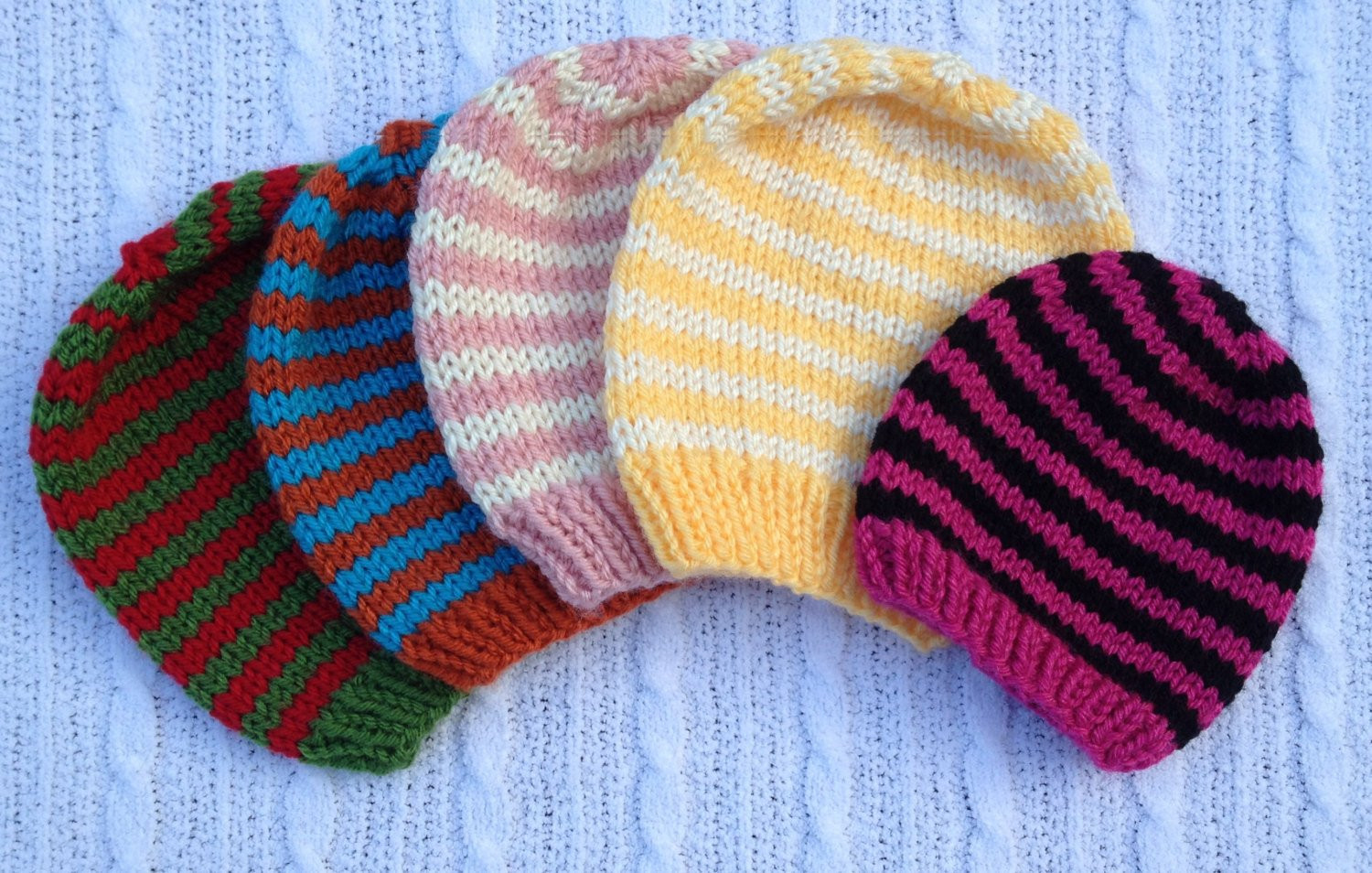 Easy Baby Knitting Patterns Unique Pdf Knitting Pattern Basic Simple Baby Beanie Hat Of Innovative 50 Photos Easy Baby Knitting Patterns