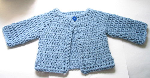 Easy Baby Sweater Crochet Pattern Inspirational Ravelry Crocheted Baby Sweater Pattern by Beth Koskie Of Great 47 Photos Easy Baby Sweater Crochet Pattern