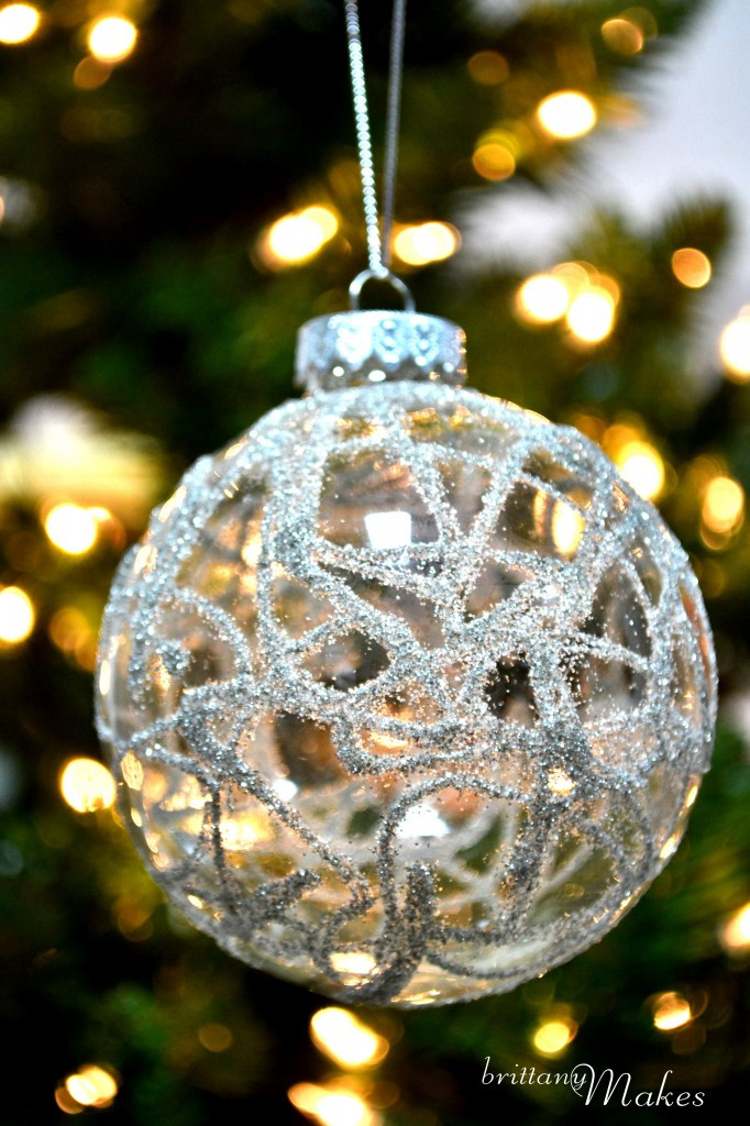 Easy Christmas ornaments Elegant 35 Diy Christmas ornaments From Easy to Intricate Of Superb 49 Pics Easy Christmas ornaments