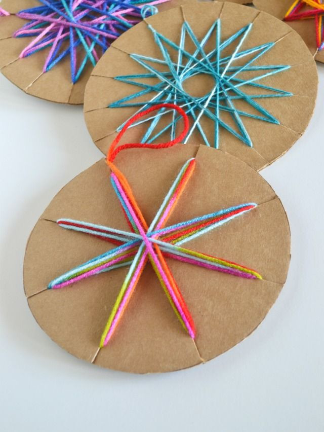Easy Christmas ornaments Elegant Christmas Crafts for Kids Of Superb 49 Pics Easy Christmas ornaments