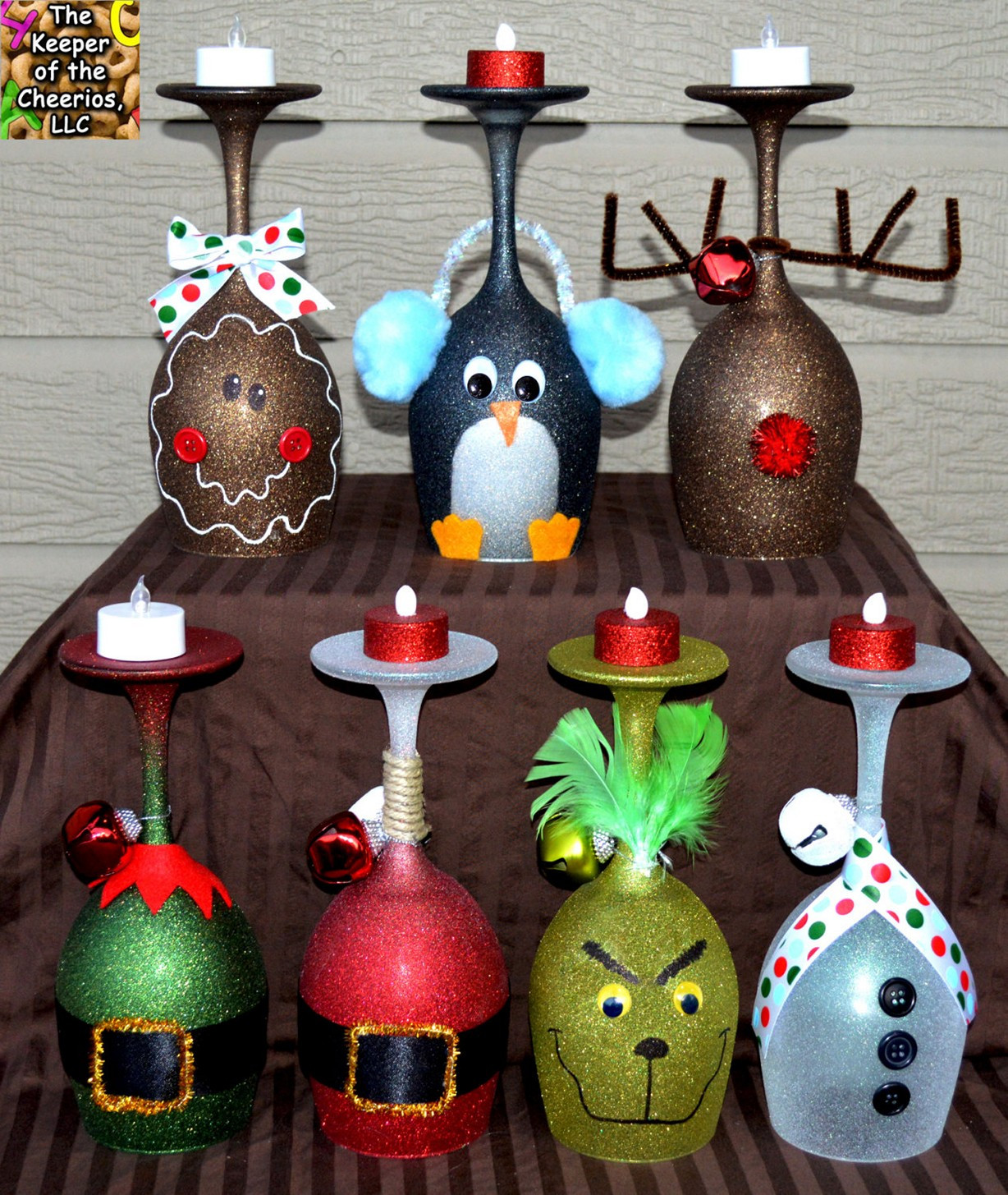 Easy Christmas ornaments Elegant Diy Candle Holders Tips for Easy Making Ideas Of Superb 49 Pics Easy Christmas ornaments
