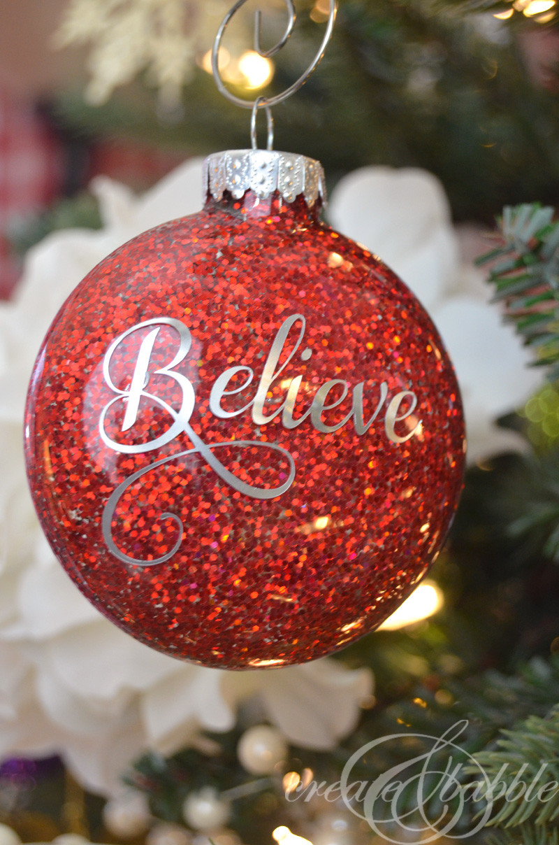 Easy Christmas ornaments Fresh Diy Glitter Christmas ornaments Create and Babble Of Superb 49 Pics Easy Christmas ornaments