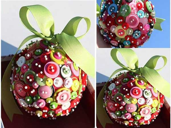 Easy Christmas ornaments Lovely top 38 Easy and Cheap Diy Christmas Crafts Kids Can Make Of Superb 49 Pics Easy Christmas ornaments