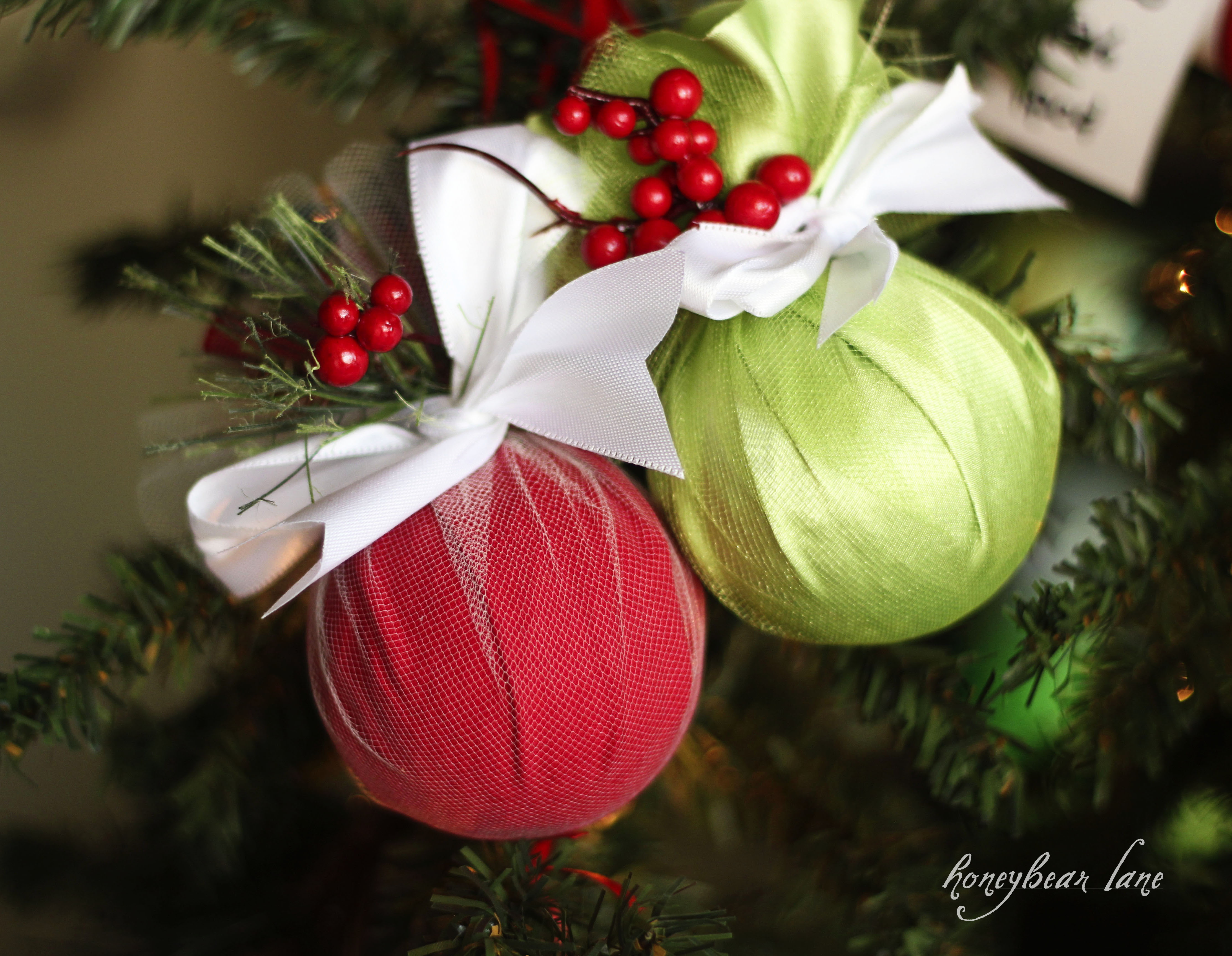 Easy Christmas ornaments to Make Best Of How to Make An Easy Christmas ornament Honeybear Lane Of Incredible 43 Models Easy Christmas ornaments to Make