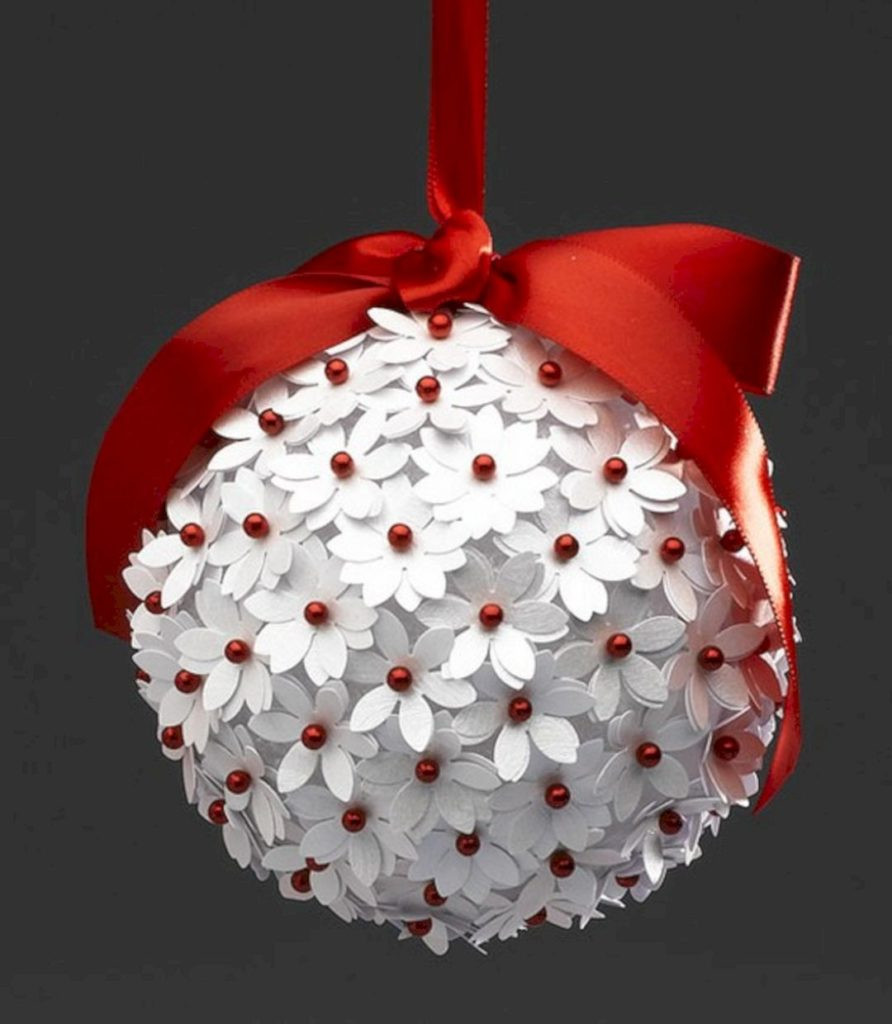 Easy Christmas ornaments to Make Lovely 24 Best Diy Christmas Craft Ideas that Easy to Make It Of Incredible 43 Models Easy Christmas ornaments to Make
