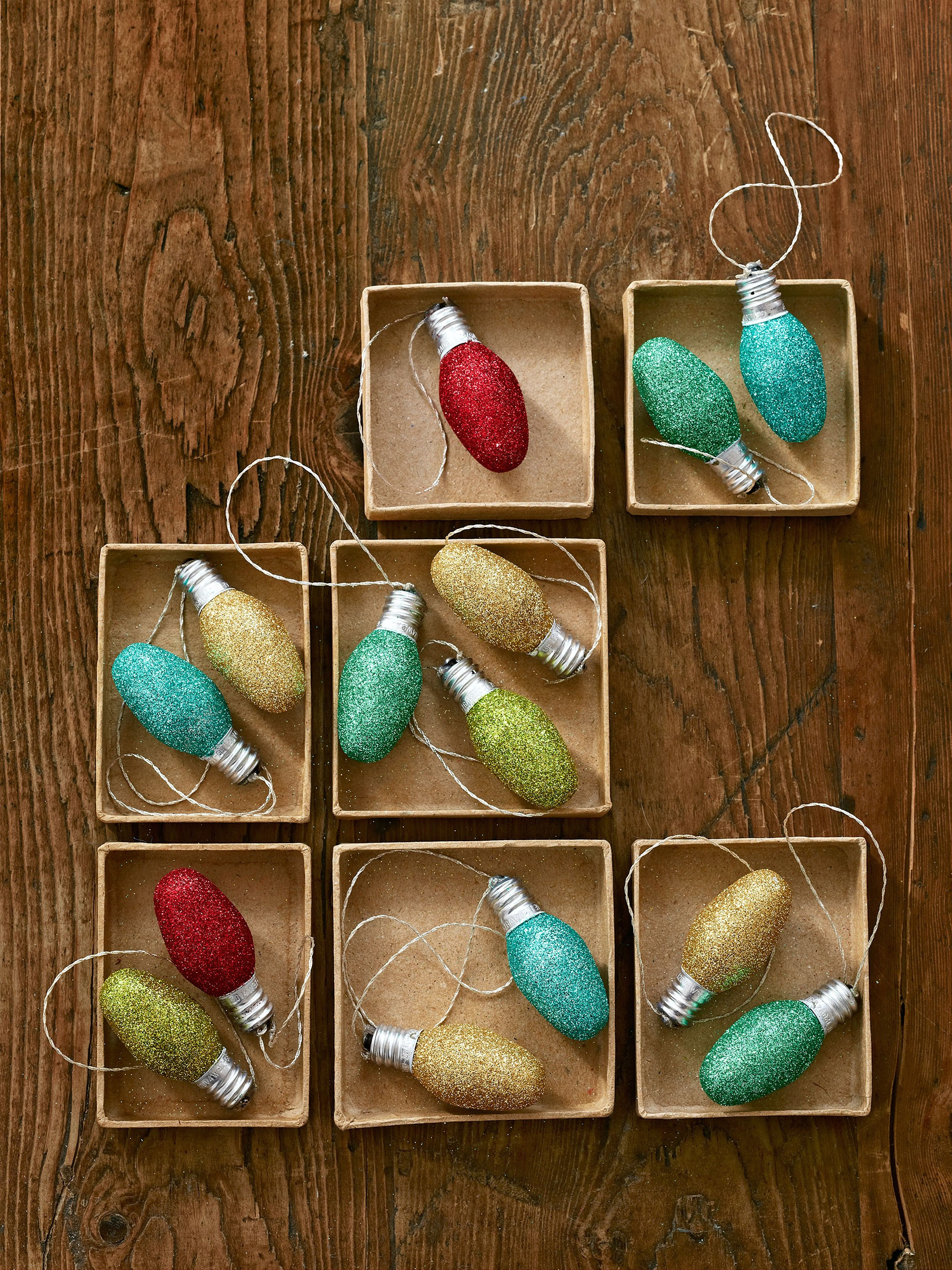 Easy Christmas ornaments to Make New Crafts for Christmas ornaments Of Incredible 43 Models Easy Christmas ornaments to Make