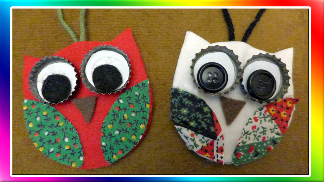 Easy Christmas ornaments to Make Unique Easymeworld Easy Owl Christmas ornaments Of Incredible 43 Models Easy Christmas ornaments to Make