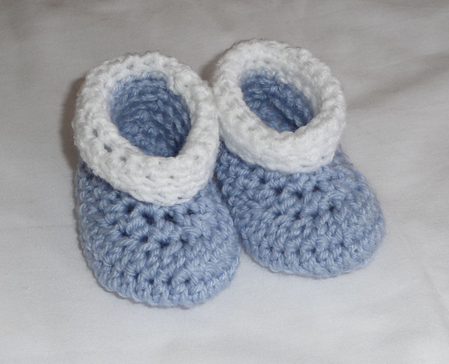Easy Crochet Baby Booties Awesome the Perfect Baby Gift 10 More Free Crochet Baby Booties Of Great 49 Ideas Easy Crochet Baby Booties